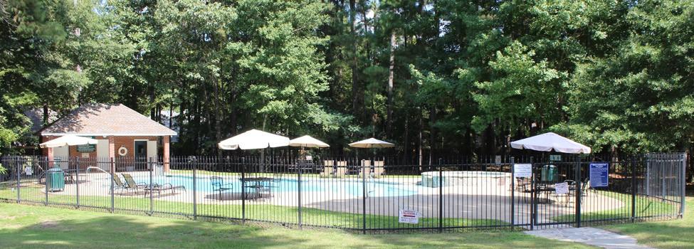 The Woods Garden Club Homeowners Association Tyler Texas
